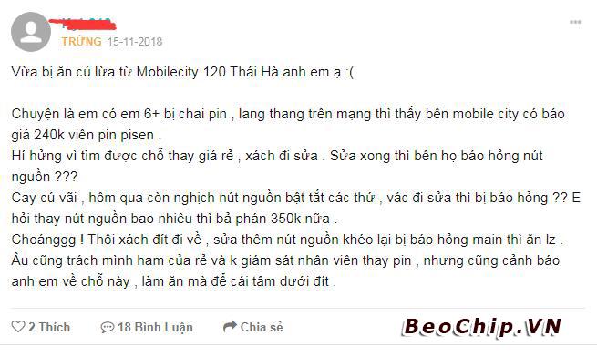 Mmobilecity - Tin chia sẻ từ diễn đàn Tinhte.vn