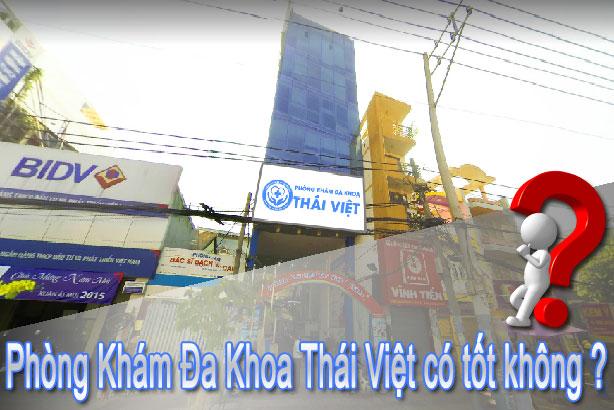 Phòng Khám Đa Khoa Thái Việt