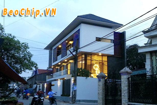 Kiểu nhà thiết kế đẹp ở Biên Hòa theo xu hướng hiện đại